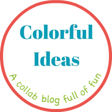 Colorful Ideas Button 2